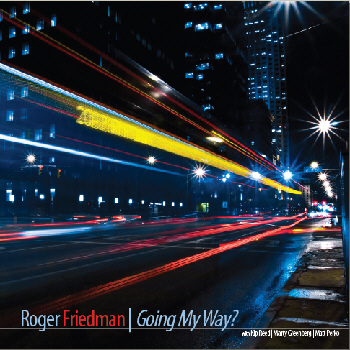 "Featured recording ""Going My Way?"""