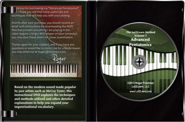 Lot2learn Jazz Piano - Files 4